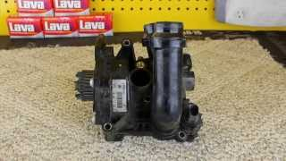 How VW 2.0t TSI Water Pumps Fail
