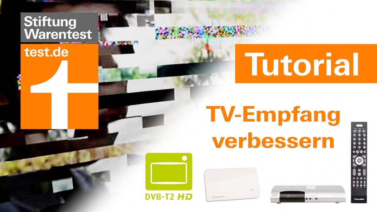 tutorial dvb t2 hd tv empfang verbessern 5 tipps gegen. Black Bedroom Furniture Sets. Home Design Ideas