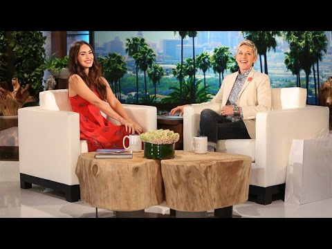 Megan Fox on Turning 30