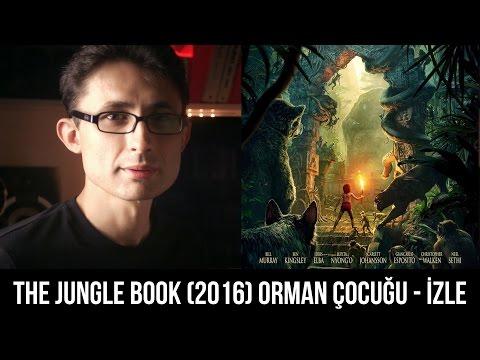 The Jungle Book (2016) Orman Çocuğu - İZLE