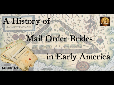 120 Marcia Zug, A History of Mail Order Brides in Early America