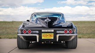 The Supercar Destroyer 1967 LT1 C2 Corvette