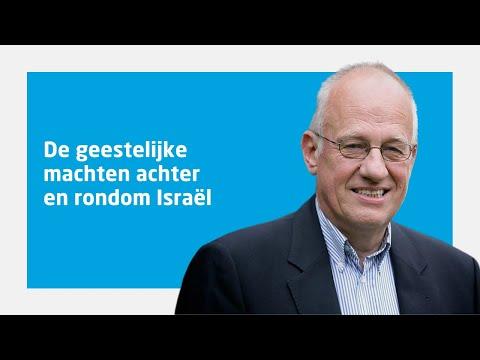 Prof. Dr. Willem J. Ouweneel Over 'De Geestelijke Machten Achter En Rondom Israël'