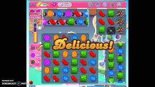 Candy Crush Level 1212 help w/audio tips, hints, tricks