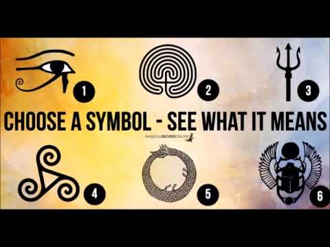 Choose a Symbol, See What It Means