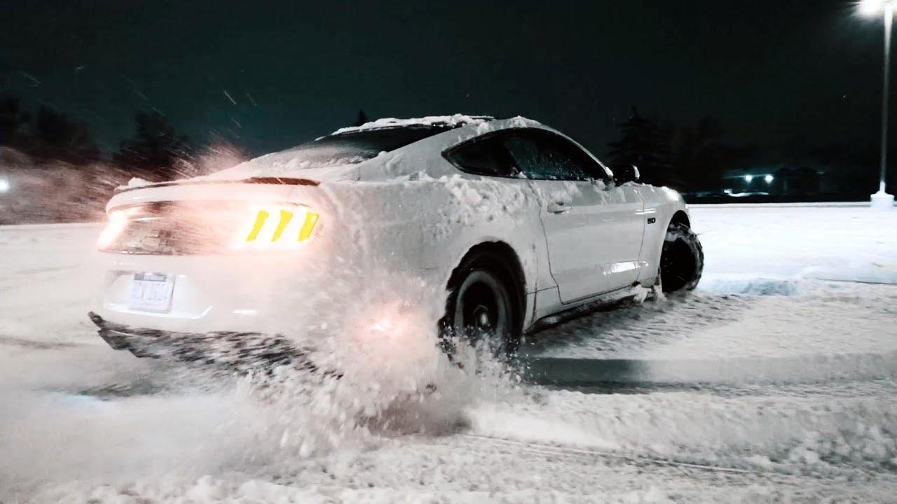 2018 Mustang Vs Winter