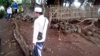 ziarah makam Syekh Abdul Jabar  -  Gunung Haruman desa Cibiuk