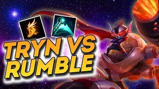 Tryn vs Rumble In Depth Guide - Tryn Only to High Elo #9