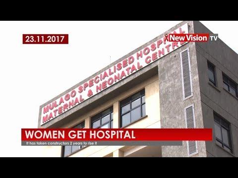 Women get first class hospital