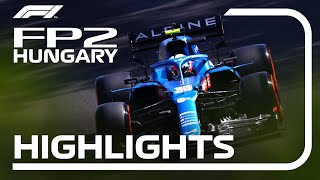 FP2 Highlights | 2021 Hungarian Grand Prix