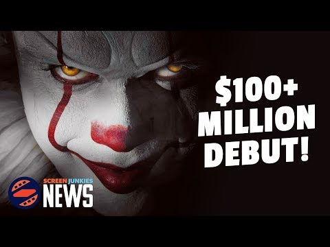 Download Youtube: 'It' Smashes Box Office Records - Dan's Movie Report