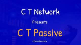 C T Passive Promo - Passive Icome