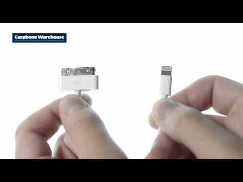 Apple iPhone 5: Lightning connector from Carphone Warehouse