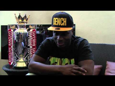 """Lethal Bizzle: """"At home, Swansea are as good as Barca"""" and his Premier League predictions"""