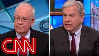 Ken Starr and Joe Lockhart spar over Trump and collusion