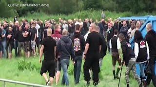 Neonazi-Konzerthochburg Themar: Rechtsrock spaltet die Stadt