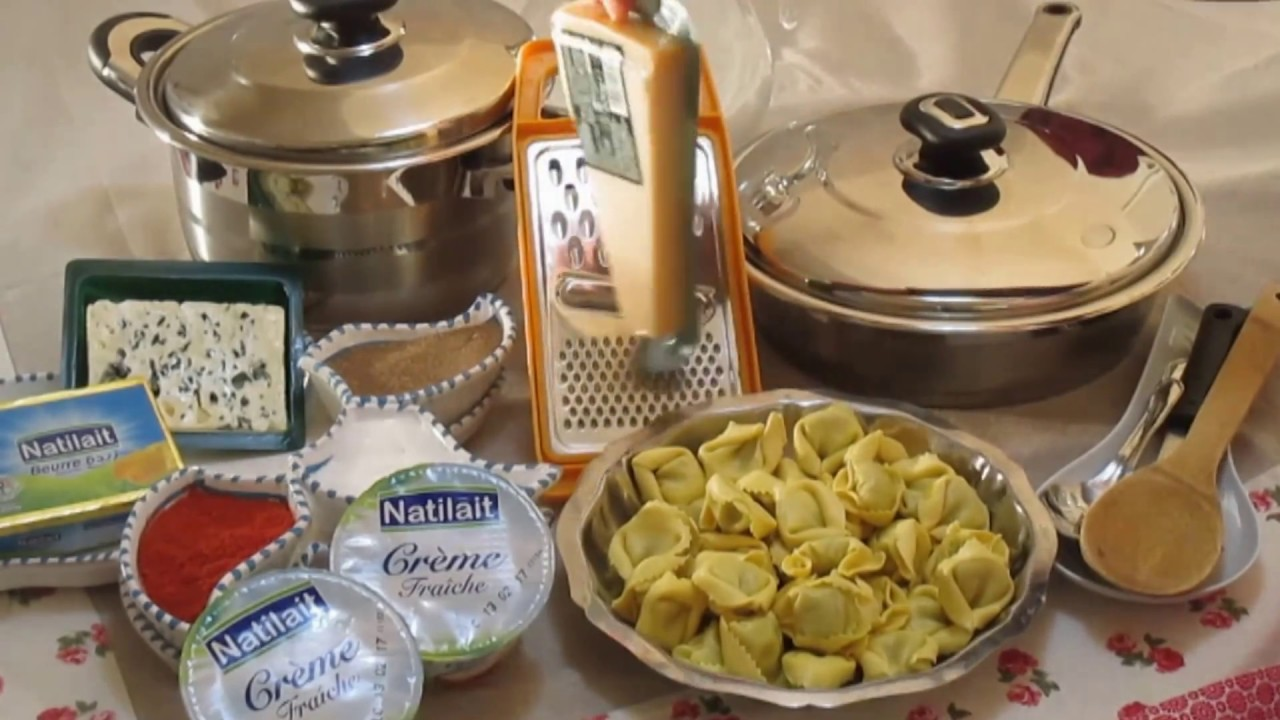 Raviolis la cr me et au fromage recette tunisienne - Youtube cuisine tunisienne ...