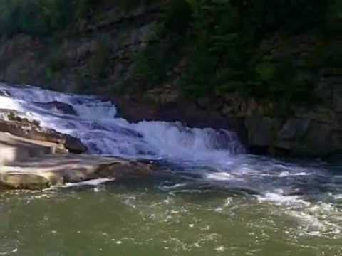 fishing yellow creek state park indiana pennsylvania youtube