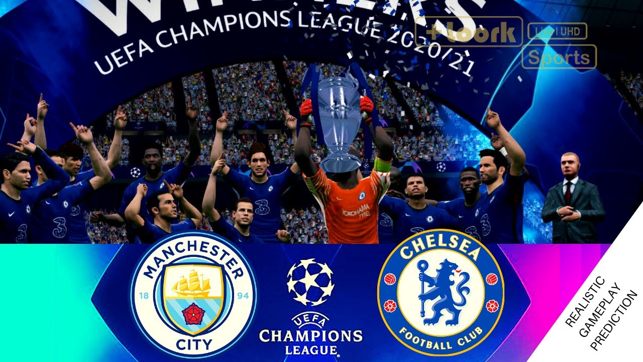 Download MANCHESTER CITY vs CHELSEA | Full Match | Champions League FINAL 2021