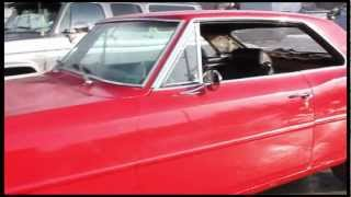 UNRESTORED CAR, BARN FIND!! 1966 Chevy II Nova SS - Iowa used cars