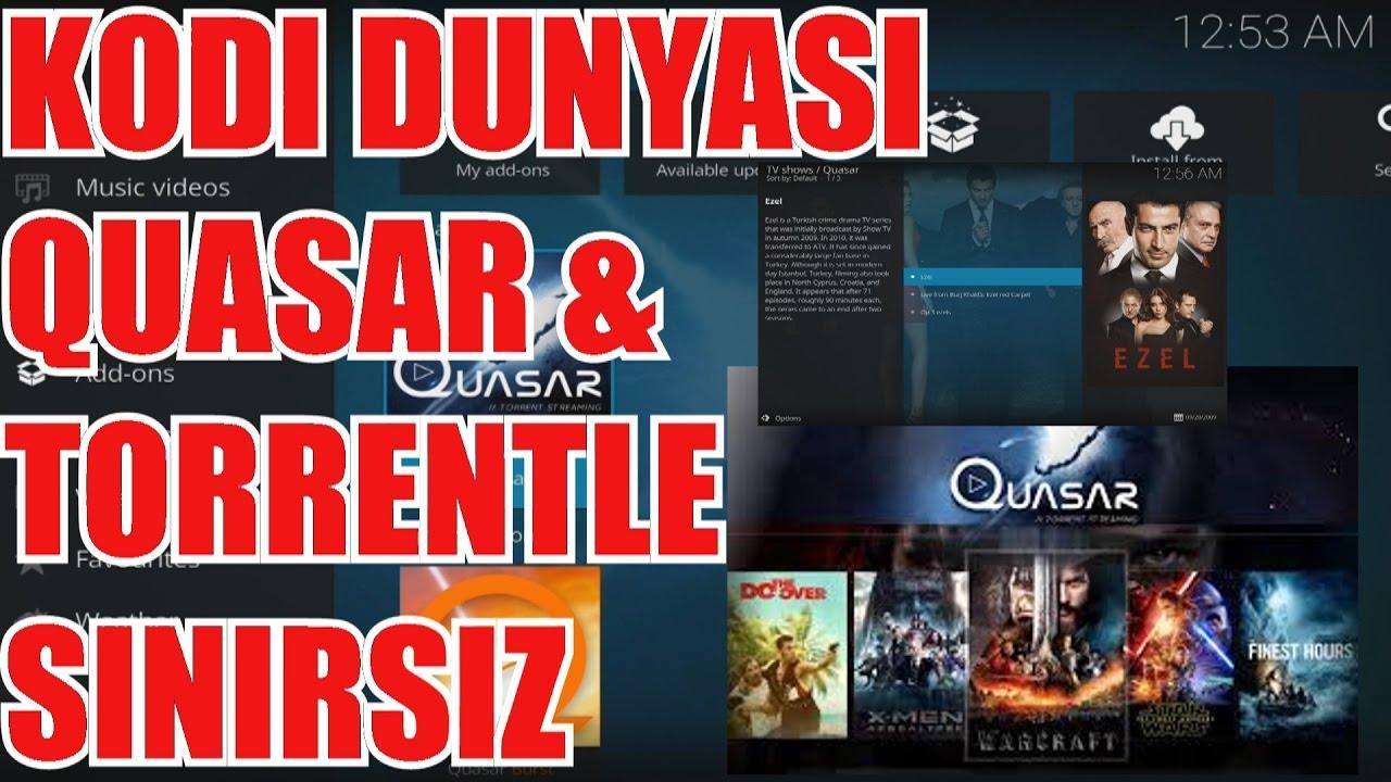 quasar kodi