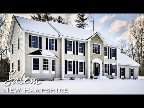 Video of Old Silver Farm (Clinton Model) | Salem, New Hampshire real estate & homes