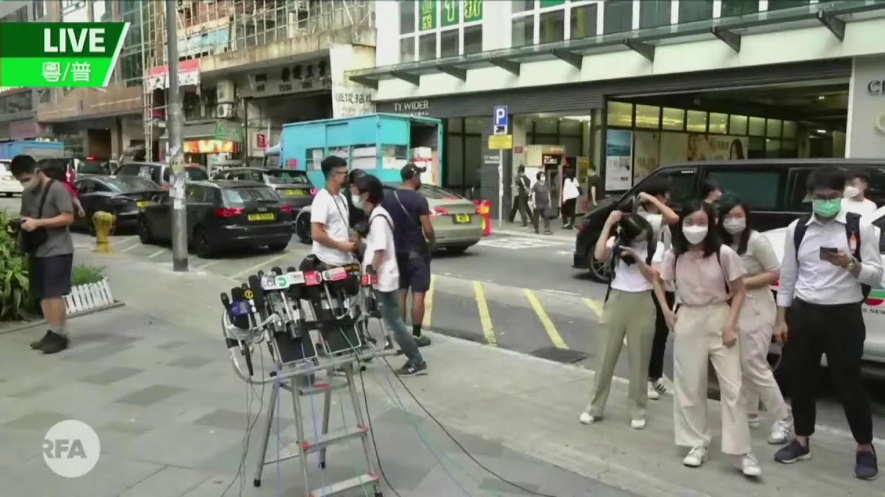 【現場直播】記協主席回應保安局局長言論