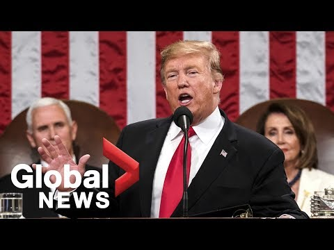 The Morning Rush -  Highlights: President Trump's 2nd State Of The Union Address
