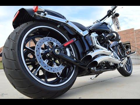SOLD! 2014 Harley-Davidson® FXSB - Softail® Breakout 5794