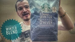 Starbucks Winter Blend Coffee