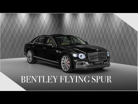 *NEW* Bentley Flying Spur - Walkaround and Explanation!