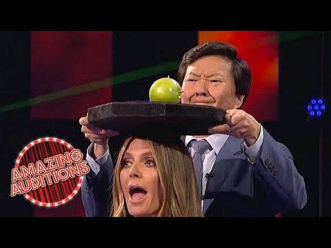 America's Got Talent 2018 - Most Dangerous Acts of the Year - Part 1