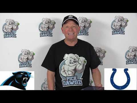Indianapolis Colts vs Carolina Panthers NFL Pick and Prediction 12/22/19 Week 16 NFL Betting Tips