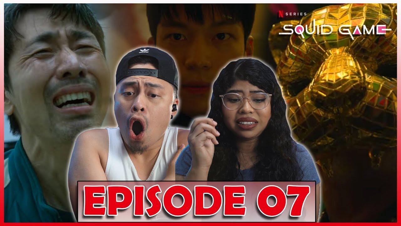 "Download Squid Game Episode 7 Reaction ""VIPS"""