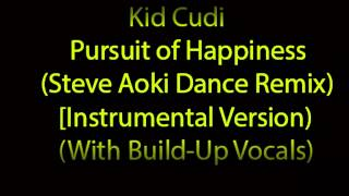 [INSTRUMENTAL] Kid Cudi - Pursuit of Happiness (Steve Aoki Remix) +DOWNLOAD