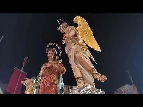 Festa Marija Annunzjata Hal Tarxien, Prossecion 2, Sunday 03, June 2018