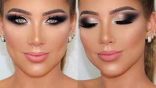 Glam For Holiday Makeup Demo | Melissa Samways