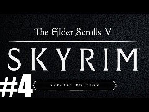 #20 (Czytaj Opis :FAQ) Live Skyrim Special Edition [Legendarny poziom trudności Magia i Szaty]