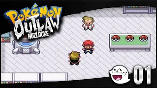Pokemon Outlaw (Hack) Nuzlocke Challenge: Part 1