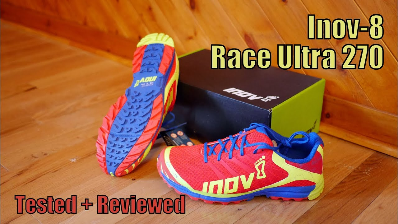 74c80ee9 Inov8 Race Ultra 270 Tested + Reviewed - YouTube