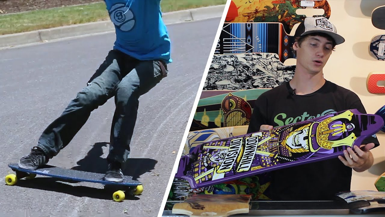 How to Choose a Freeride Longboard Deck Tactics
