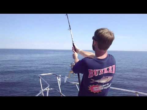 Cape Cod Bay Huge Bluefin Tuna Youtube