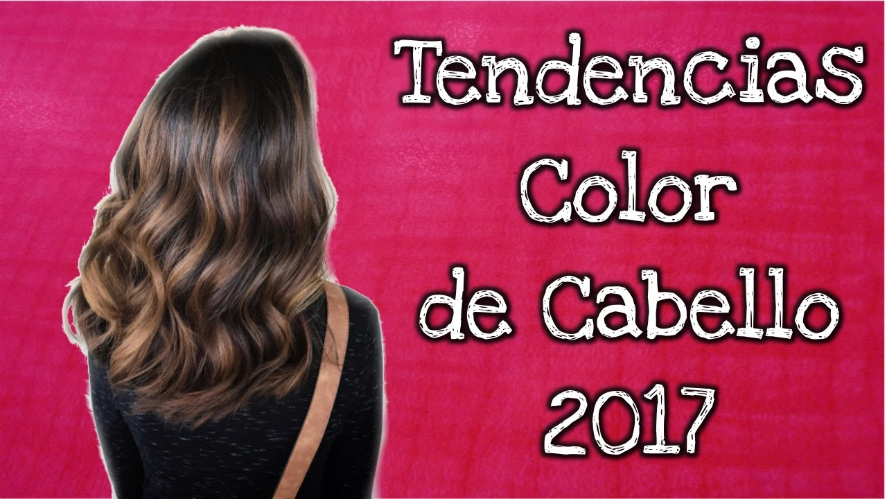 Tendencias color de cabello 2017 youtube - Tendencias cortinas 2017 ...