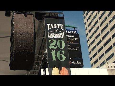 Taste of Cincinnati 2016