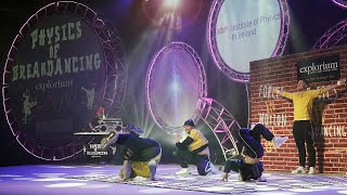 Physics of Breakdancing BTYSTE 2020