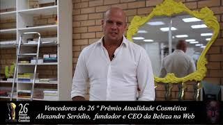 Alexandre Serodi - CEO e fundador da Beleza na Web