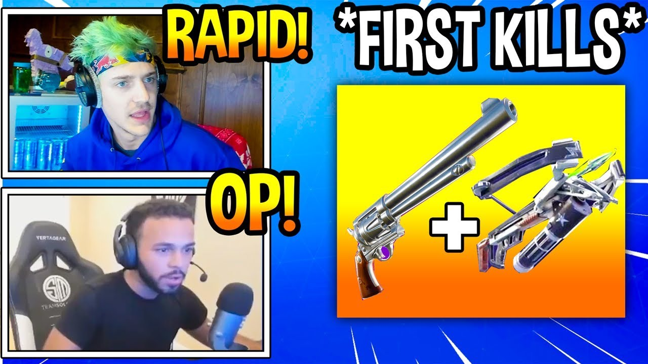 streamers-first-kills-with-new-six-shooter-fiend-hunter-crossbow