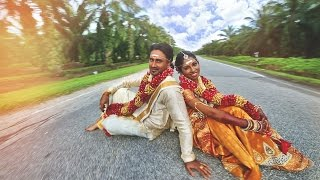 Beautiful Hindu Wedding Malaysia - Karthi & Theeba by Jobest Cinematography