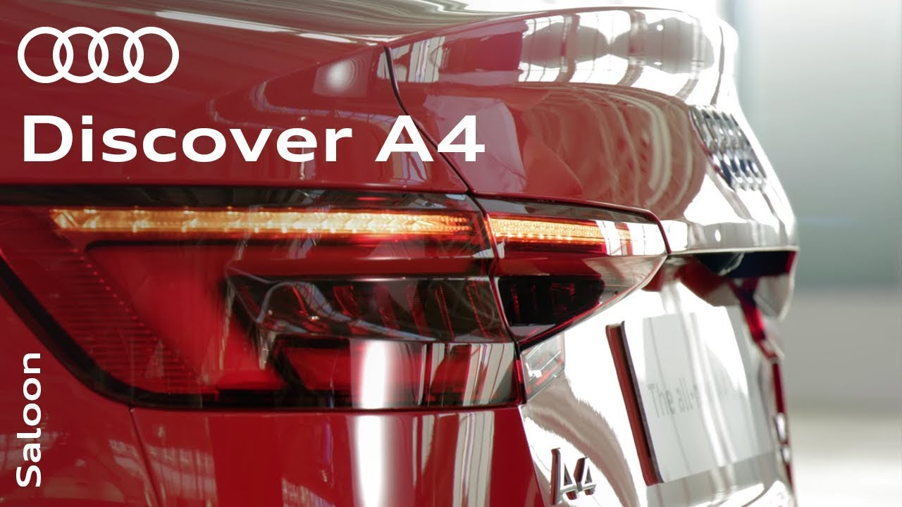 Discover The Audi A YouTube - All audi