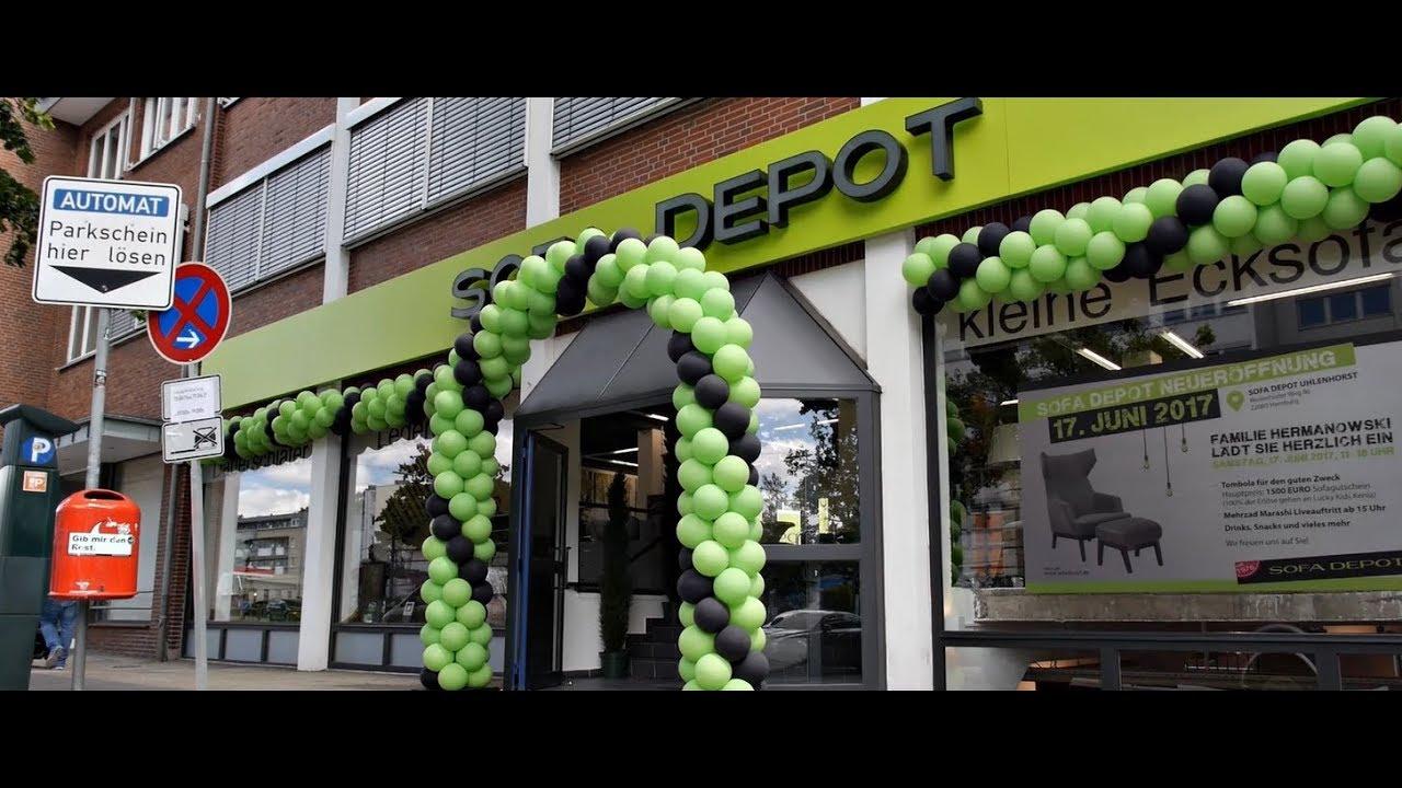 Sofa Depot Neueröffnung Hamburg Uhlenhorst Youtube
